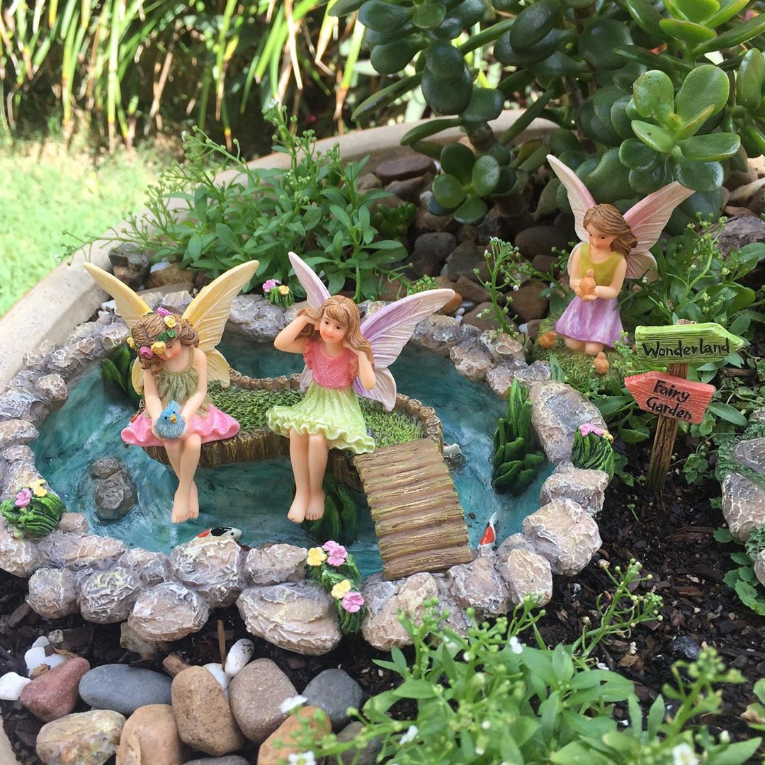 What Is A Fairy Garden
